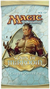 Magic the Gathering Scars of Mirrodin Booster Pack [15 cards]