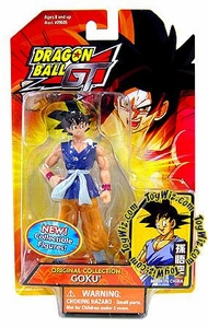 Dragonball GT Bandai Original Collection 4.5 Inch PVC Figure Goku