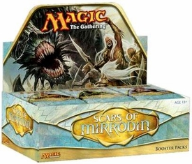 Magic the Gathering Scars of Mirrodin Booster Box [36 Packs]