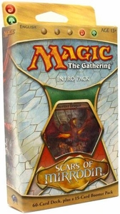 Magic the Gathering Scars of Mirrodin Theme Deck Intro Pack Relic Breaker