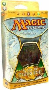 Magic the Gathering Scars of Mirrodin Theme Deck Intro Pack Phyrexian Poison