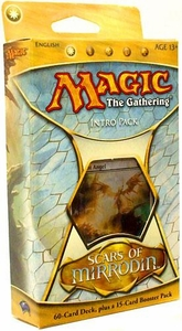 Magic the Gathering Scars of Mirrodin Theme Deck Intro Pack Myr of Mirrodin