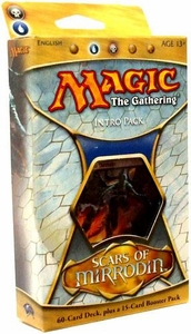 Magic the Gathering Scars of Mirrodin Theme Deck Intro Pack Deadspread