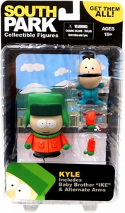 Mezco Toyz South Park Classics Series 2 Action Figure Kyle BLOWOUT SALE!