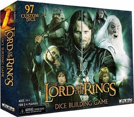 Lord of The Rings Wizkids Dice Building Game