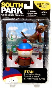 Mezco Toyz South Park Classics Series 2 Action Figure Stan