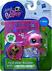 Littlest Pet Shop Sitters Club Handbook #2228 Inchworm