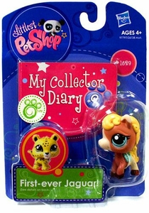 Littlest Pet Shop My Collector Diary Horse