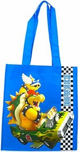 Mario Kart Wii Reusable Shopping Bag Bowser