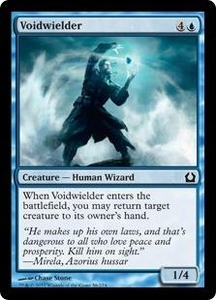 Magic: The Gathering Return to Ravnica Single Card Blue Common #56 Voidwielder