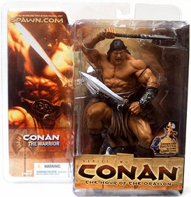 McFarlane Toys Conan the Barbarian Series 2 Action Figure Conan the Warrior