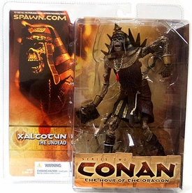 McFarlane Toys Conan the Barbarian Series 2 Action Figure Xaltotun the Undead
