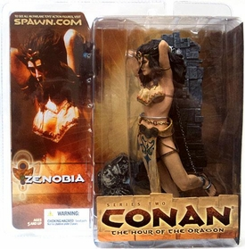 McFarlane Toys Conan the Barbarian Series 2 Action Figure Zenobia