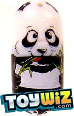 Mighty Beanz 2009 Series 1 Common Bear Single #46 Panda Bean