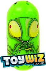Mighty Beanz 2009 Series 1 Common Bug Single #71 Praying Mantis Bean