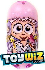 Mighty Beanz 2009 Series 1 Common Fantasy Single #87 Fairy Bean