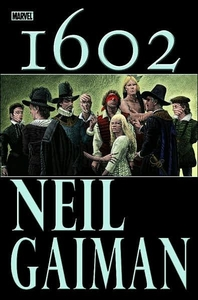 1602Trade Paperbacks and Hardcovers