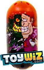 Mighty Beanz 2009 Series 1 Common Horror Single #61 Jekyll & Hyde Bean