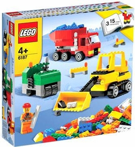 LEGO Creative Set #6187 Road Construction