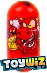 Mighty Beanz 2009 Series 1 Common Myth Single #42 Dragon Bean