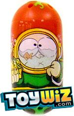 Mighty Beanz 2009 Series 1 Common Ocean Single #33 Diver Bean