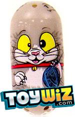 Mighty Beanz 2009 Series 1 Common Pet Single #96 Cat Bean
