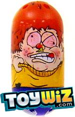 Mighty Beanz 2009 Series 1 Common Sick Single #27 Rashy Bean