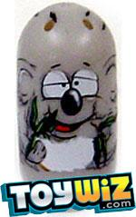 Mighty Beanz 2009 Series 1 Rare Bear Single #49 Koala Bean