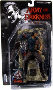 McFarlane Toys Movie Maniacs Series 3 Action Figure Army of Darkness: Ash