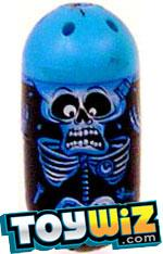 Mighty Beanz 2009 Series 1 Rare Sick Single #29 X-Ray Bean