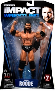 TNA Wrestling Deluxe Impact Series 7 Action Figure Bobby Roode