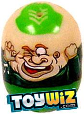 Mighty Beanz 2009 Series 1 Ultra Rare Army Single #55 Major Stench Bean