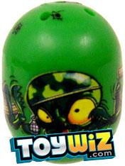 Mighty Beanz 2009 Series 1 Ultra Rare Bug Single #75 Army Ant Bean