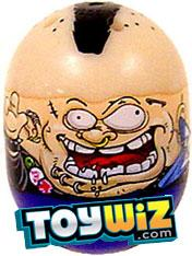Mighty Beanz 2009 Series 1 Ultra Rare Music Single #25 Punk Bean
