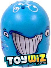 Mighty Beanz 2009 Series 1 Ultra Rare�Ocean Single #35 Whale Bean