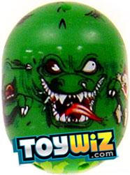 Mighty Beanz 2009 Series 1 Ultra Rare Prehistoric Single #20 T-Rex Bean