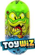 Mighty Beanz 2009 Series 1 Common Myth Single #41 Loch Ness Monster Bean