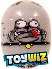 Mighty Beanz 2009 Series 1 Ultra Rare Bark Single #60 Bulldog Bean