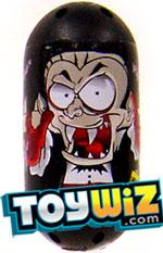 Mighty Beanz 2009 Series 1 Rare Horror Single #64 Vampire Bean