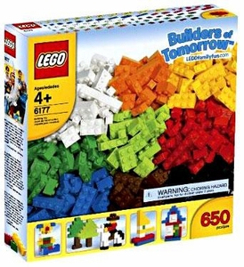 LEGO Creators Set #6177 Builders of Tomorrow