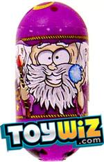 Mighty Beanz 2009 Series 1 Common Fantasy Single #88 Wizard Bean