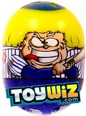 Mighty Beanz 2009 Series 1 Ultra Rare Sportz Single #80 Baseball Bean
