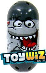 Mighty Beanz 2009 Series 1 Common Ocean Single #31 Shark Bean