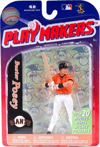 McFarlane Toys MLB Playmakers Series 3 Action Figure Buster Posey (San Francisco Giants)