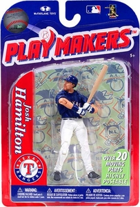 McFarlane Toys MLB Playmakers Series 3 Action Figure Josh Hamilton (Texas Rangers)