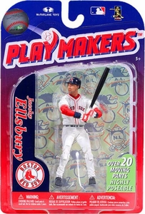 McFarlane Toys MLB Playmakers Series 3 Action Figure Jacoby Ellsbury (Boston Red Sox)
