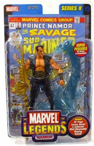 Marvel Legends Series 2 Action Figure Namor the Sub-Mariner