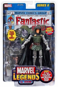 Marvel Legends Series 2 Action Figure Dr. Doom