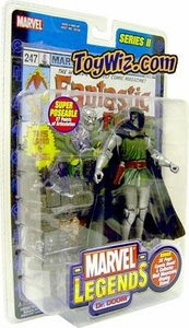 Marvel Legends Series 2 Action Figure Dr. Doom Doombot Variant