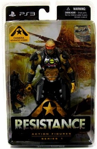 DC Direct Resistance Action Figure Chimera Advanced Hybrid